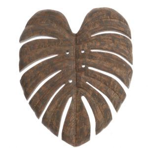 Mango Wood Leaf